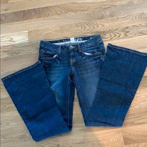 Like new jeans!
